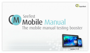 SeeTest Manual
