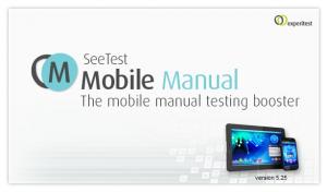 SeeTest Manual