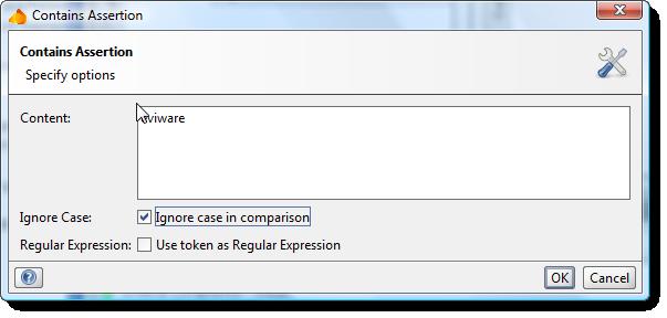 Ejemplo de Contains-Assertion