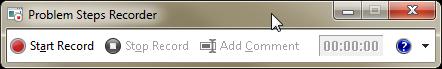 Grabación Acciones de Usuario