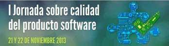 I Jornada Calidad Software