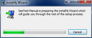 Instalación SeeTest Manual