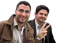 Joaquín Cuenca y Eduardo Manchón
