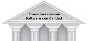 Pilares para construir software con calidad