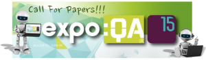 expo:QA15 Call for Papers