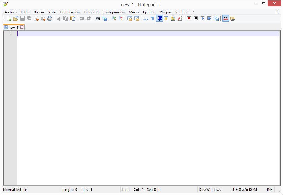 Instalando el el plugin TextFX 1