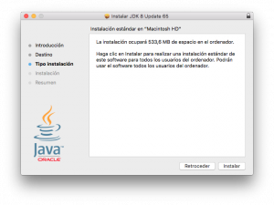 Java Instalación 3