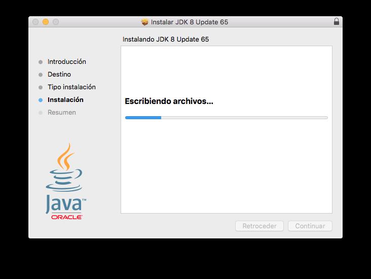 Java Instalación 4