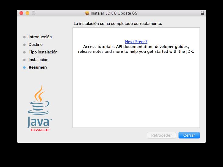 Java Instalación 5