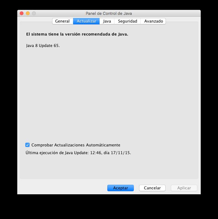 Java Instalación 6