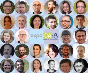 expo:QA'18 Programa
