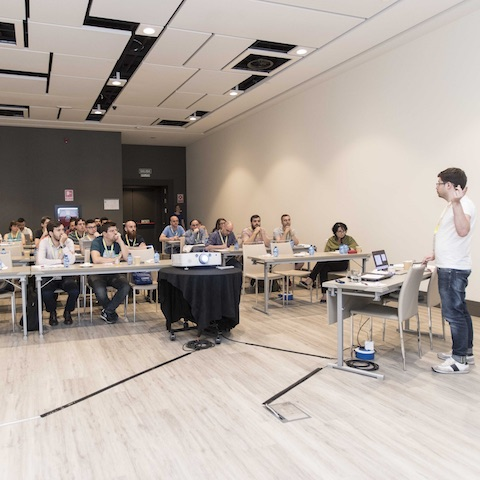 Masterclass en expo:qa por Enrique Sánchez-Bayuela