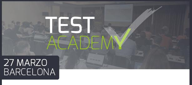 Test Academy Barcelona