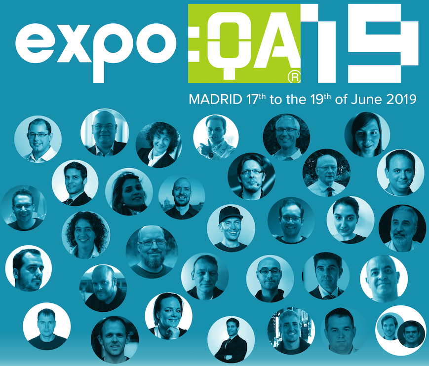 #expoQA19 Speakers