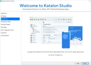 Katalon Studio 7 Beta