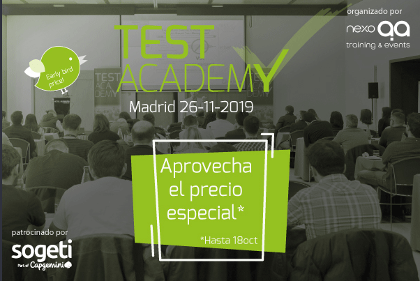 Aprovecha el precio especial y fórmate en Test Academy Madrid