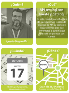 AfterTest Madrid: API testing con karate y Gatling