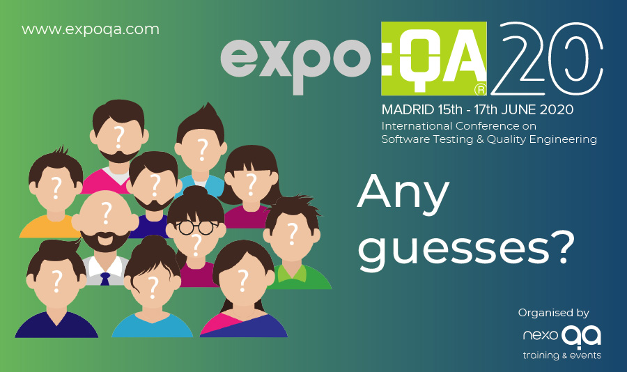 Expo:QA20 Any guesses?